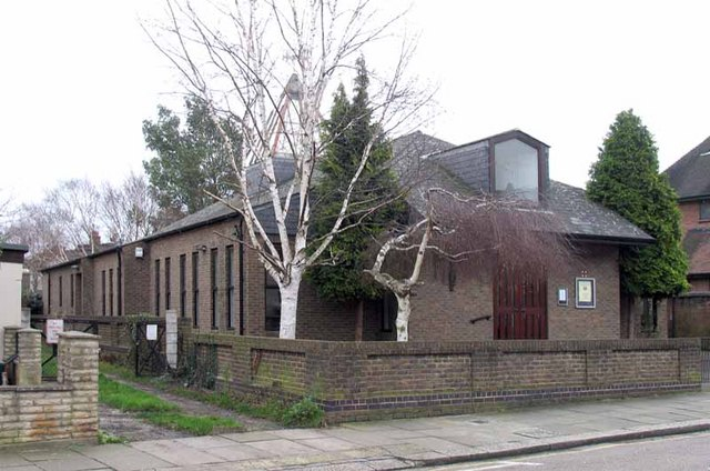 Christ Church with St Peter, Waldeck Road, London N15