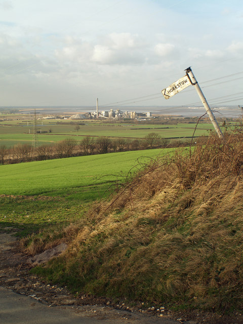 Looking towards South Ferriby