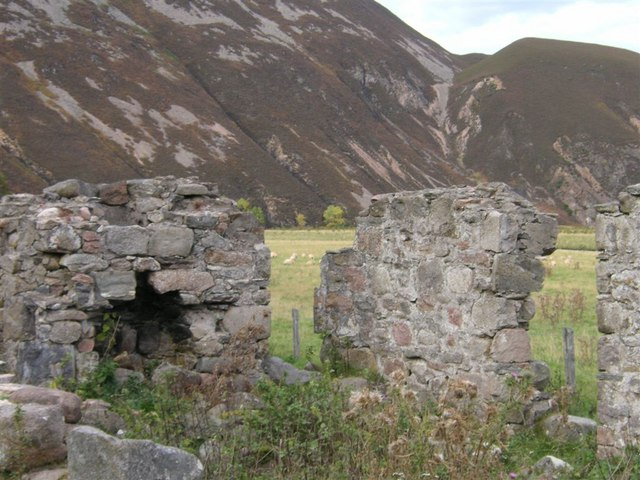 The ruins, Shenachie