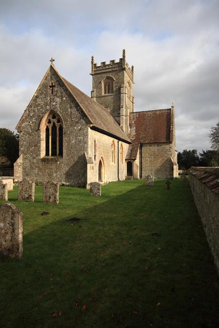 Parish Church of St John - Berwick St John