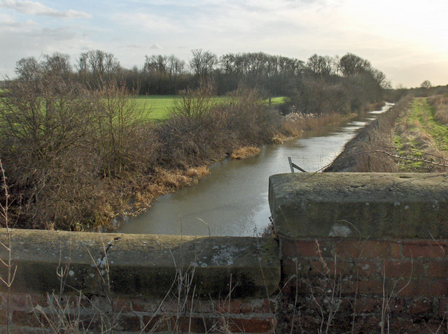 East Drain - Winter