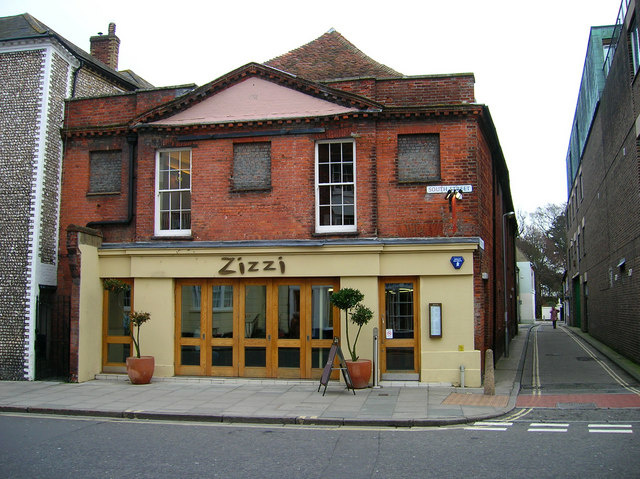 Zizzi, South Street