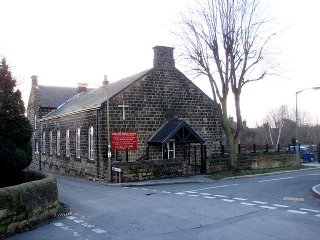 Cragg Hill Baptist Church, Horsforth