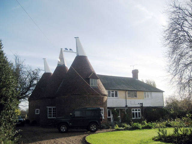 The Oast House, The Street, Wittersham, Kent
