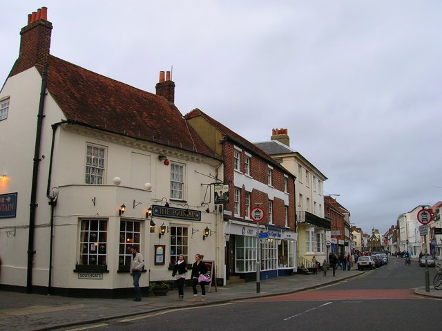 The Fountain Inn, Southgate