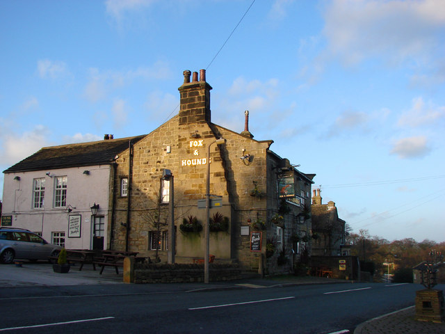 The Fox and Hounds, Bramhope