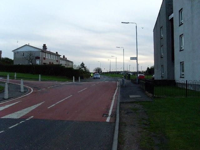 Onslow Road, Drumry