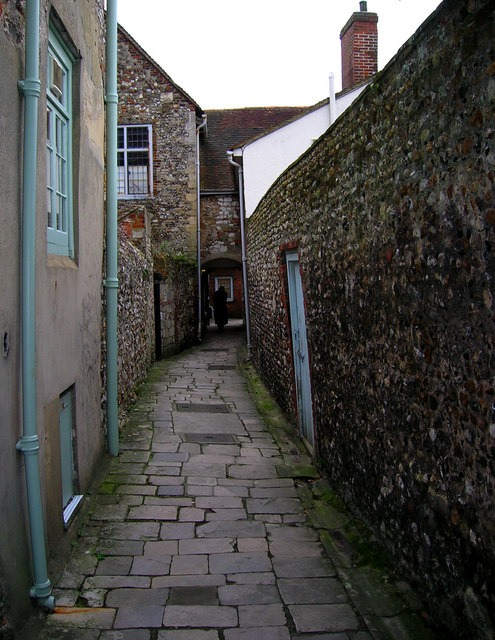 Path to Vicars Close