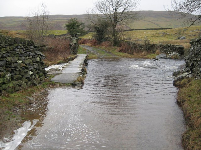 Flood at the Ford