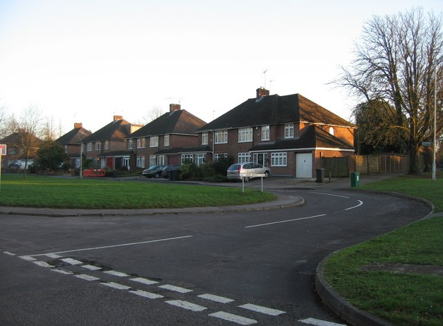Hazelwood Close