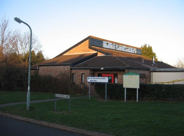 Sycamore Centre - Main Hall