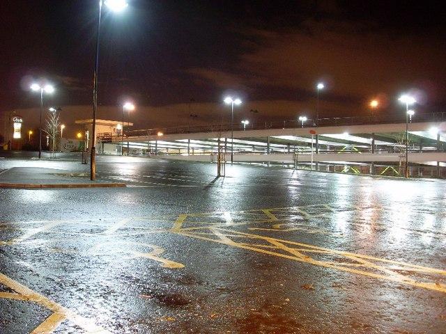 Clyde Shopping Centre multistorey car park