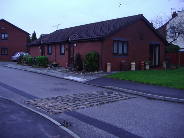 Over 50's Bungalows, Gregson Lane