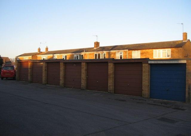 Laburnum Way garages