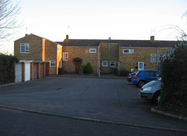 Housing & garages - Laburnum Way