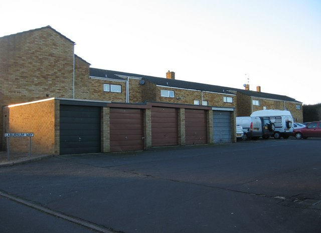 Laburnum Way garages