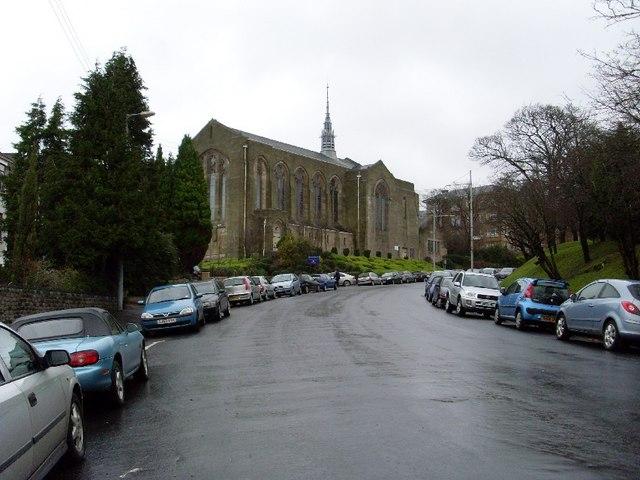St John Renfield Church