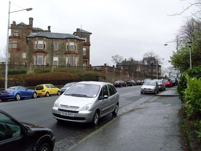 Beaconsfield Road, Kelvindale