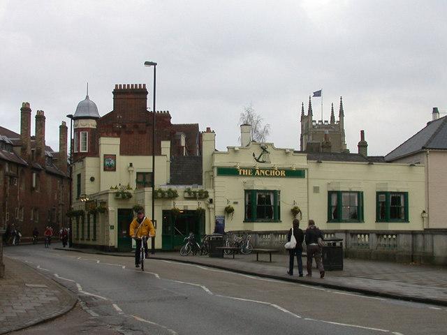 The Anchor, Silver Street