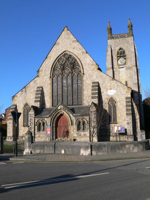 St Mary's Church, Denbigh