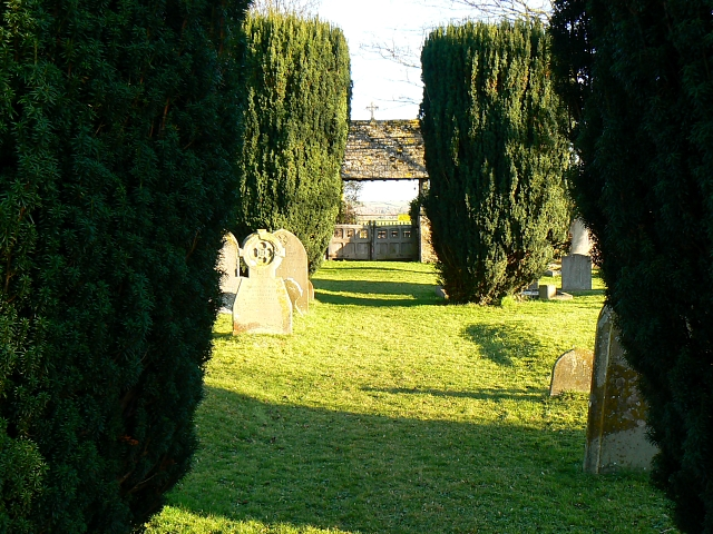 Kingston Lisle cemetery