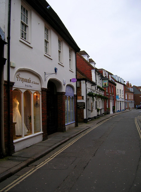 St Martins Street