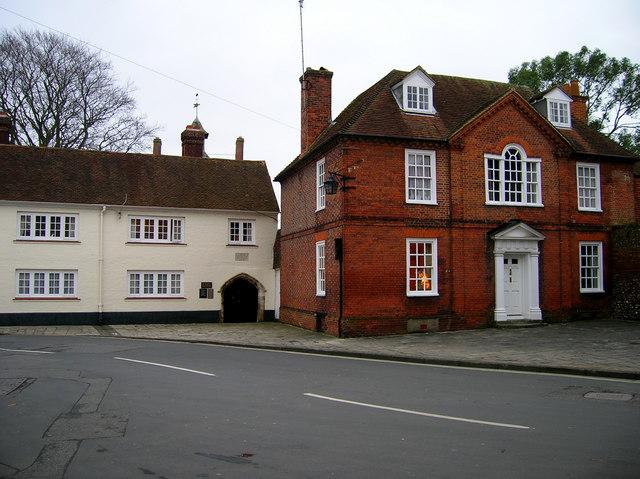 St Martins Square - Eastern Side