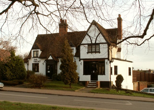 'The Retreat' inn at Bocking