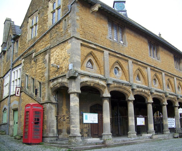 The Market House, Castle Cary