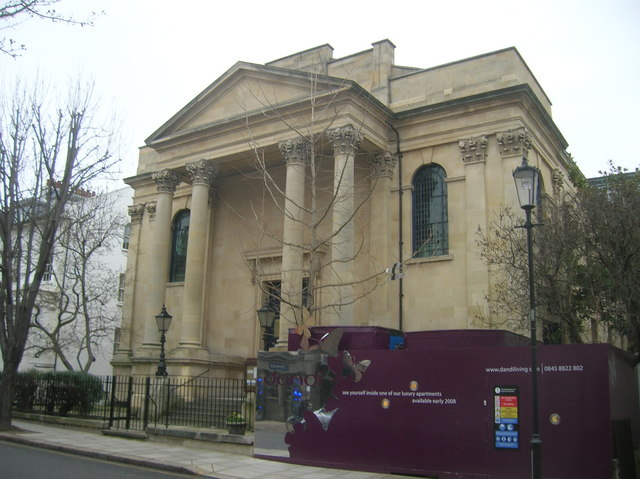 United Reformed Church, Allen Street, London W8