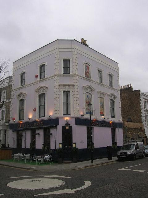 The Abingdon Public House, Abingdon Road, London W8