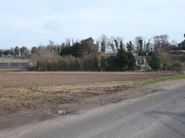 Crockshard Farm from Crockshard Lane