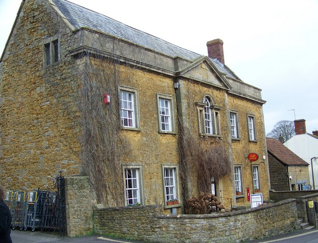Post Office, Castle Cary
