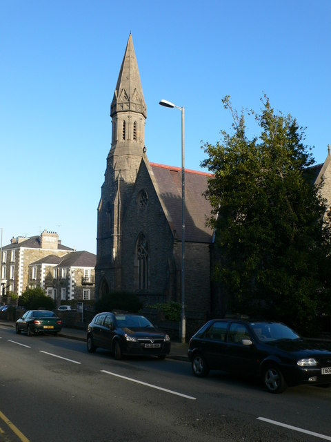 English Presbyterian Church, Menai Bridge