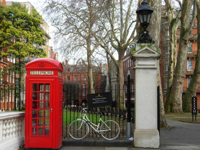 Mount Street Gardens, Mayfair