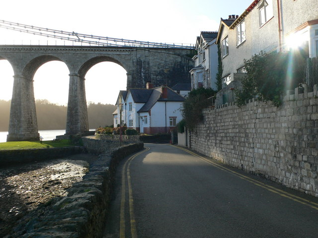 Beach Road, Menai Bridge