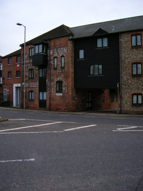 Converted Warehouse, Northgate