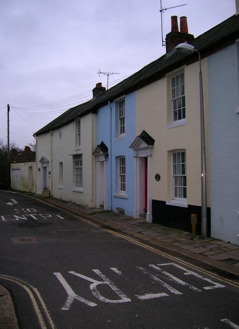 Cavendish Street, Somerstown