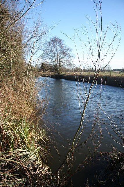 River Lark near Icklingham