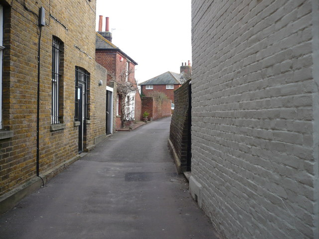 Harris's Alley, Wingham