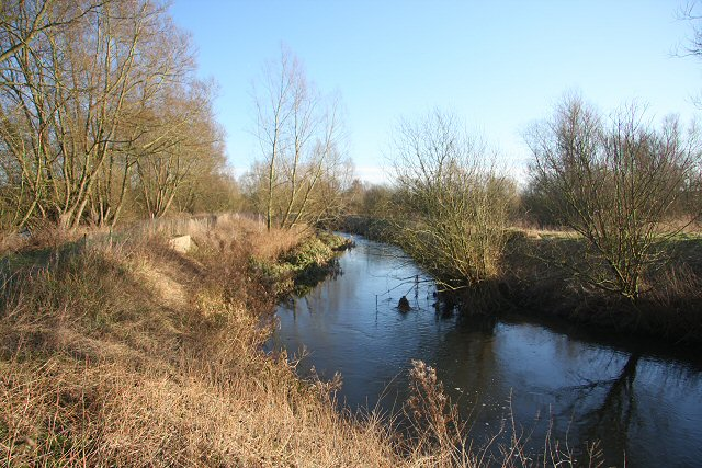 River Lark at Lackford