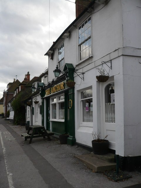 The Anchor, Wingham High Street