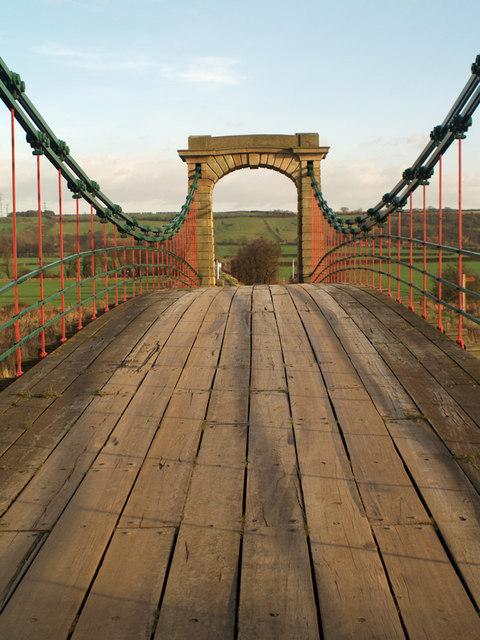 On Horkstow Bridge