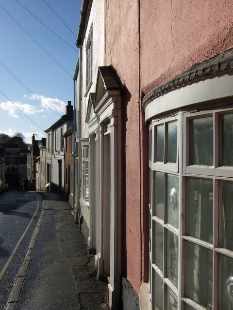 Northernhay Street, Exeter