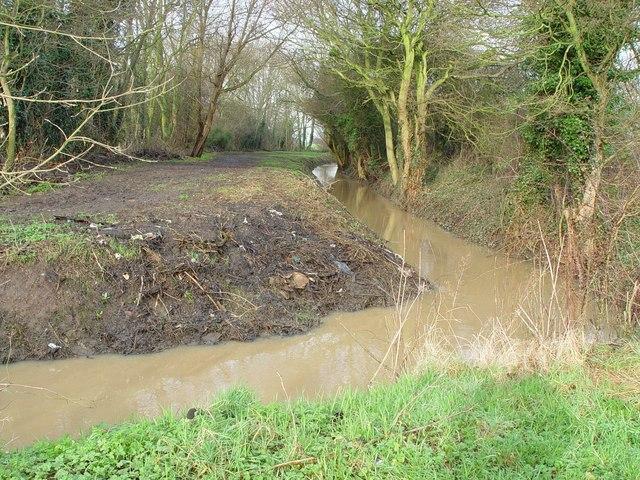 Footpath and Drain, Hedon