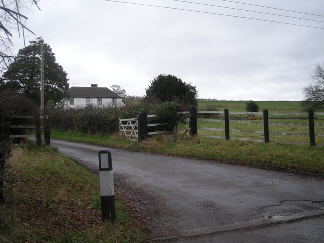 Entrance to Park Farm