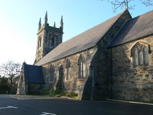 St Mary's Church, Menai Bridge
