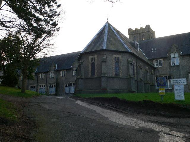 St Mary's, Bangor