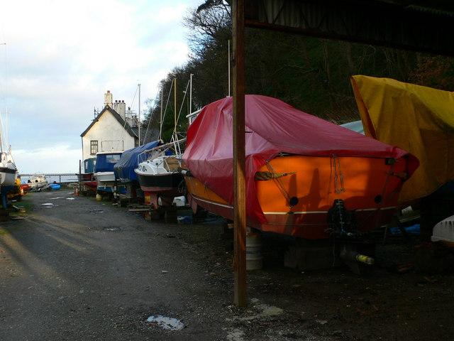 Boats , Garth, Bangor