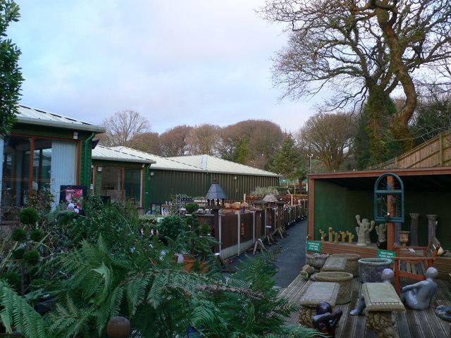 Treborth Garden Centre, Bangor
